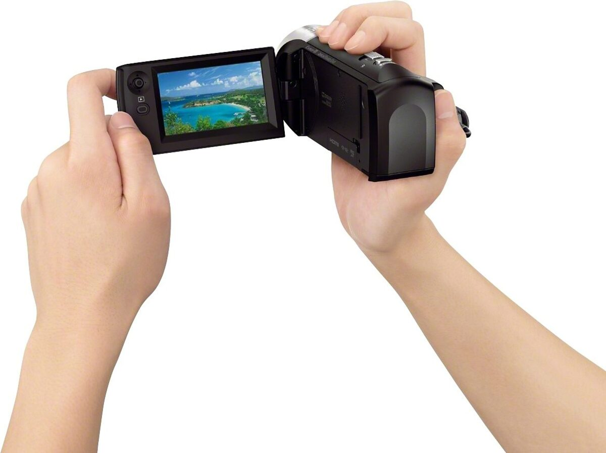 Bild 4 von Sony »HDR-CX405« Camcorder (Full HD, 30x opt. Zoom, Leistungsfähiger BIONZ X Bildprozessor)