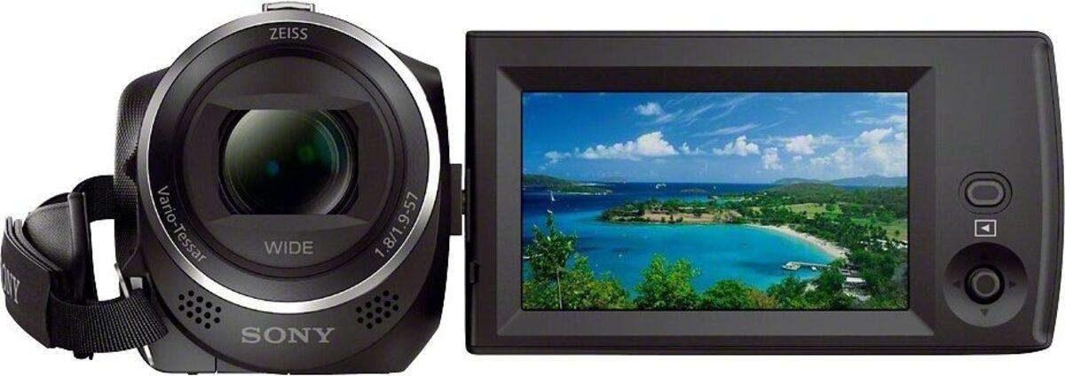 Bild 5 von Sony »HDR-CX405« Camcorder (Full HD, 30x opt. Zoom, Leistungsfähiger BIONZ X Bildprozessor)