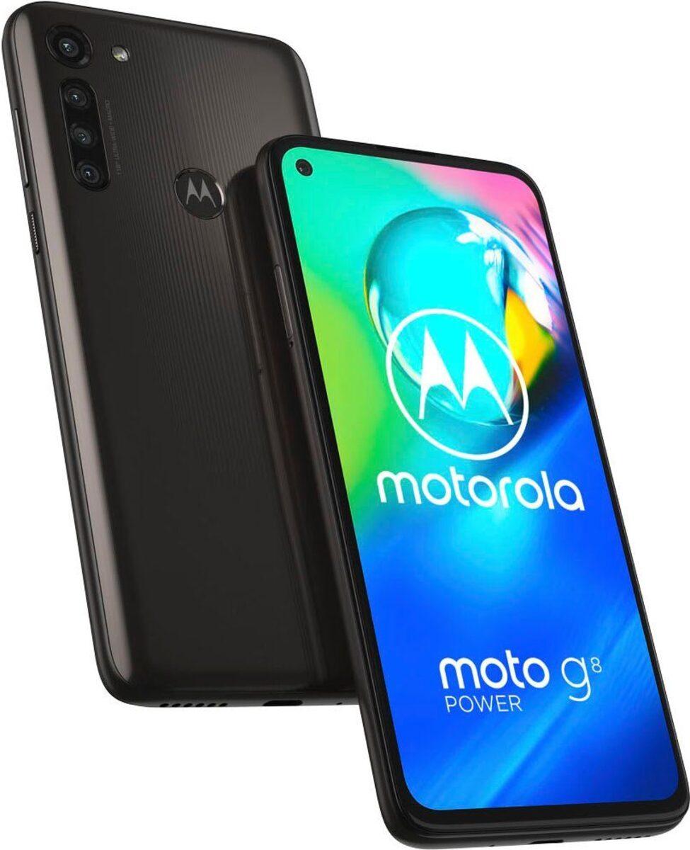 Bild 5 von Motorola moto G8 Power Smartphone (16,25 cm/6,4 Zoll, 64 GB Speicherplatz, 16 MP Kamera)