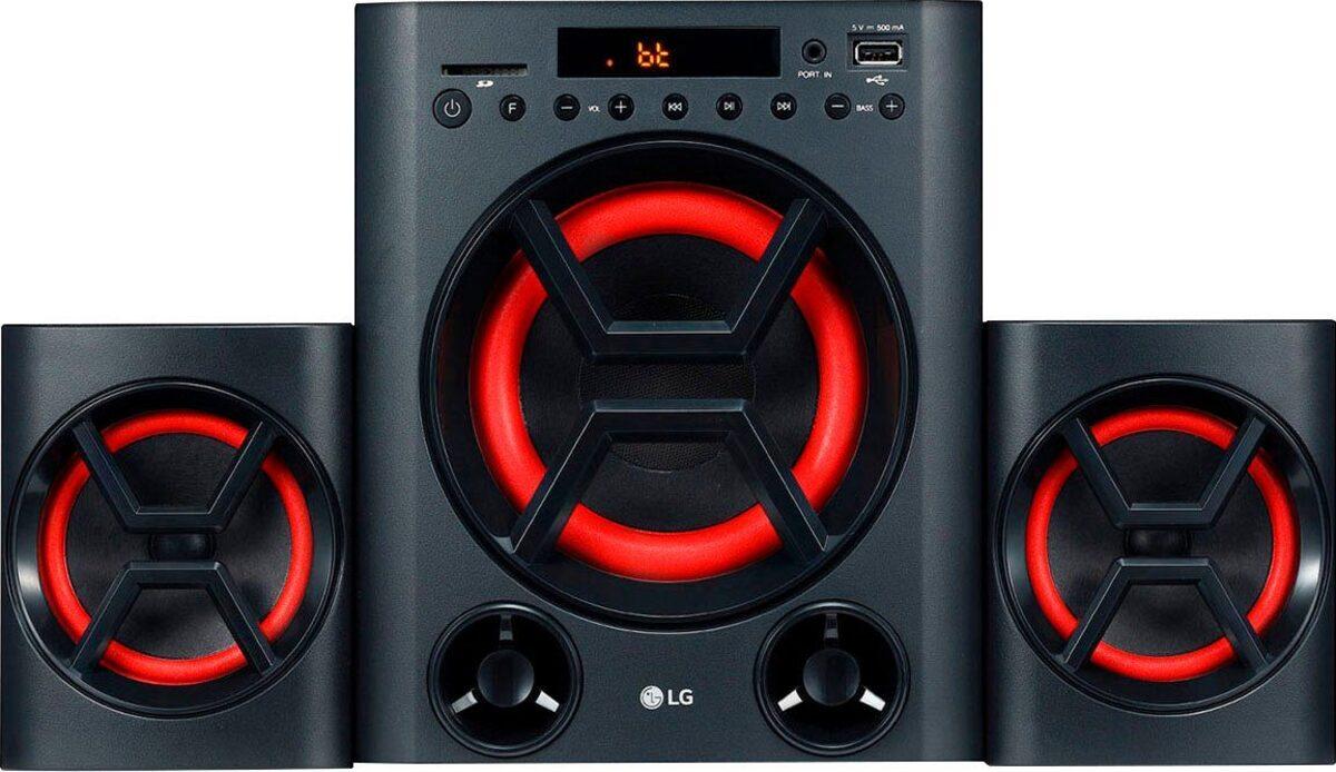 Bild 4 von LG »LK72B« Kompaktanlage (40 W)