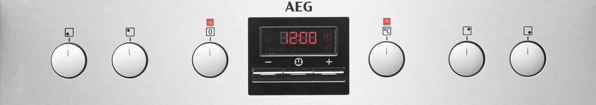 Bild 5 von AEG Elektro-Herd-Set ChampEasy, mit 1-fach-Teleskopauszug, mit Timer