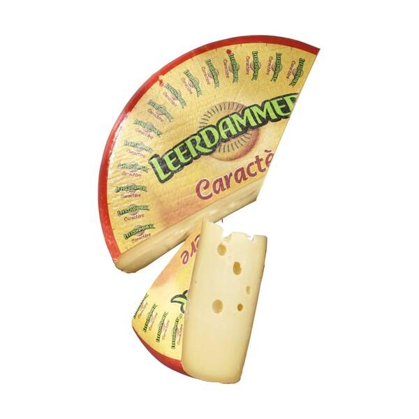 Leerdammer Caractère Holländischer Schnittkäse, 48 % Fett i. Tr., je 100 g