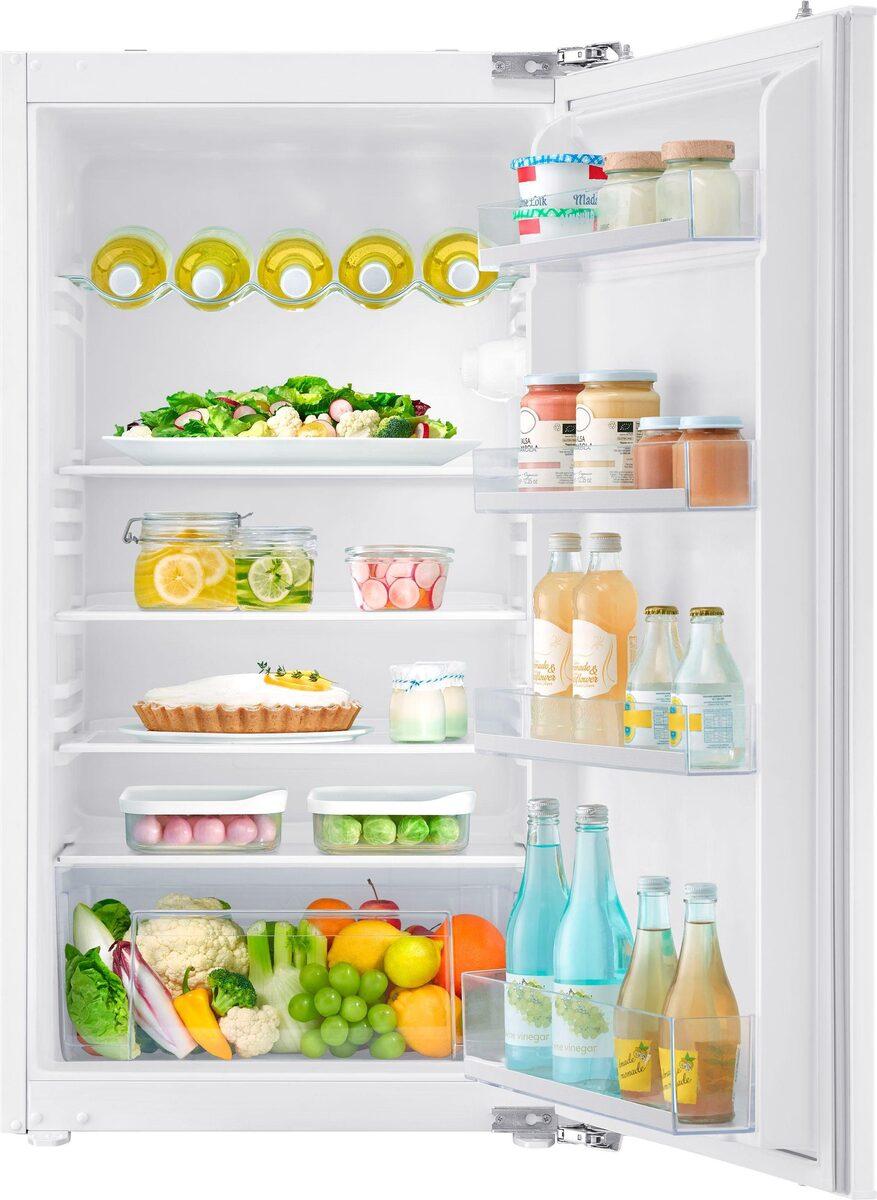 Bild 1 von Samsung Einbaukühlschrank BRR2000 BRR5GR121WW, 102 cm hoch, 54 cm breit, Festtürtechnik