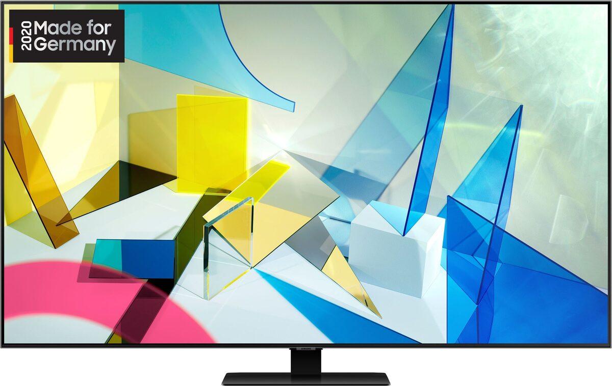 Bild 1 von Samsung GQ85Q80T QLED-Fernseher (214 cm/85 Zoll, 4K Ultra HD, Smart-TV)
