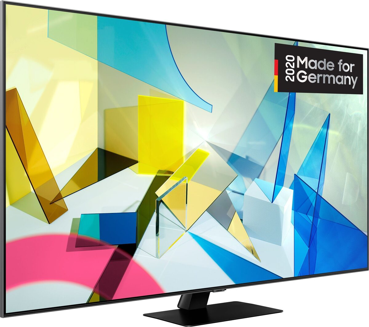 Bild 2 von Samsung GQ85Q80T QLED-Fernseher (214 cm/85 Zoll, 4K Ultra HD, Smart-TV)