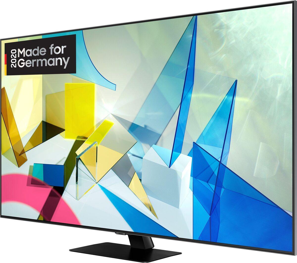 Bild 3 von Samsung GQ85Q80T QLED-Fernseher (214 cm/85 Zoll, 4K Ultra HD, Smart-TV)
