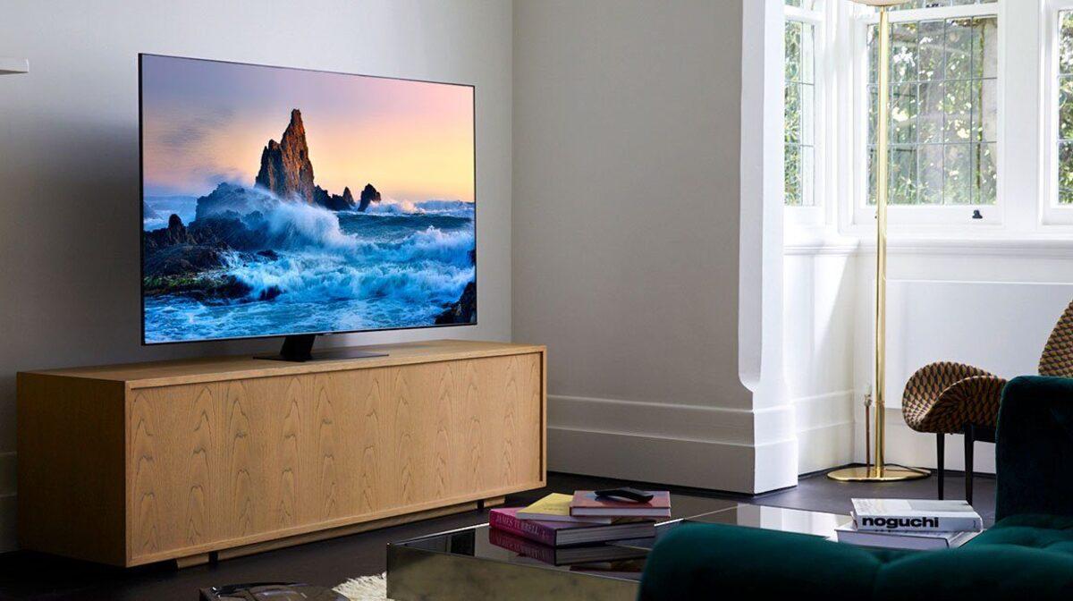 Bild 5 von Samsung GQ85Q80T QLED-Fernseher (214 cm/85 Zoll, 4K Ultra HD, Smart-TV)