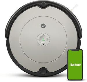 iRobot Saugroboter Roomba 698, Kompatibel mit Sprachassistenten