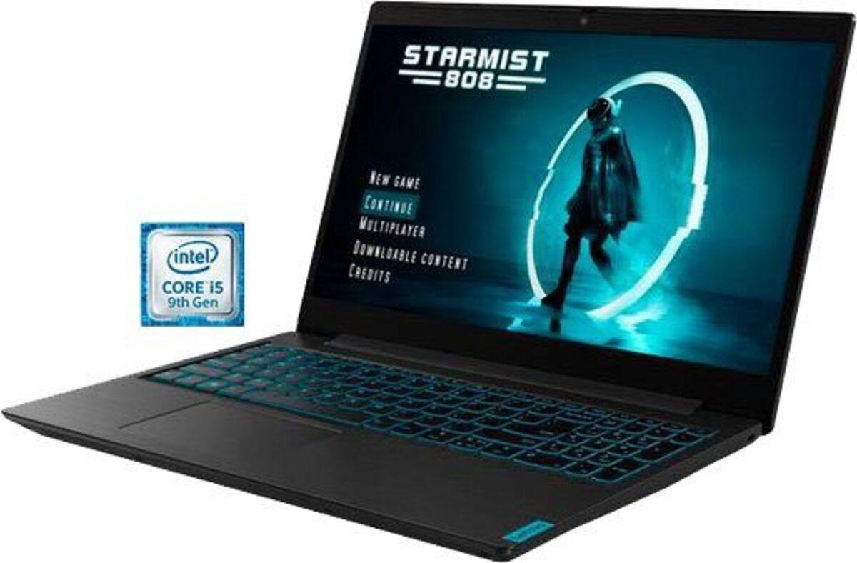 Bild 1 von Lenovo ideapad L340-17IRH Gaming 81LL0091GE Gaming-Notebook (43,94 cm/17,3 Zoll, Intel, GTX 1650, 512 GB SSD, inkl. Office-Anwendersoftware Microsoft 365 Single im Wert von 69 Euro)