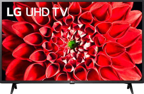 LG 43UN73006LC LED-Fernseher (108 cm/43 Zoll, 4K Ultra HD, Smart-TV, HDR10 Pro, Google Assistant, Alexa, AirPlay 2, Magic Remote-Fernbedienung)