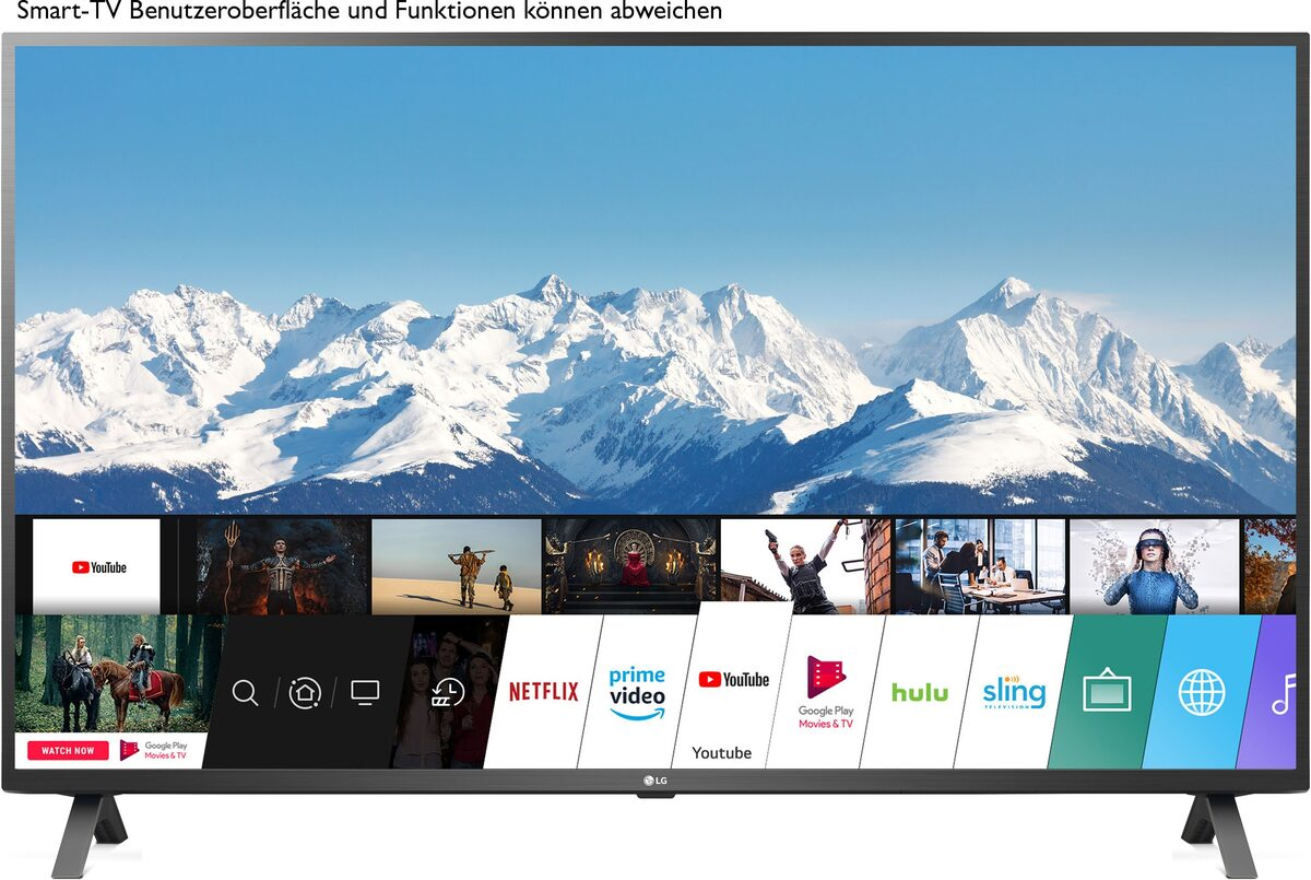 Bild 4 von LG 43UN73006LC LED-Fernseher (108 cm/43 Zoll, 4K Ultra HD, Smart-TV, HDR10 Pro, Google Assistant, Alexa, AirPlay 2, Magic Remote-Fernbedienung)