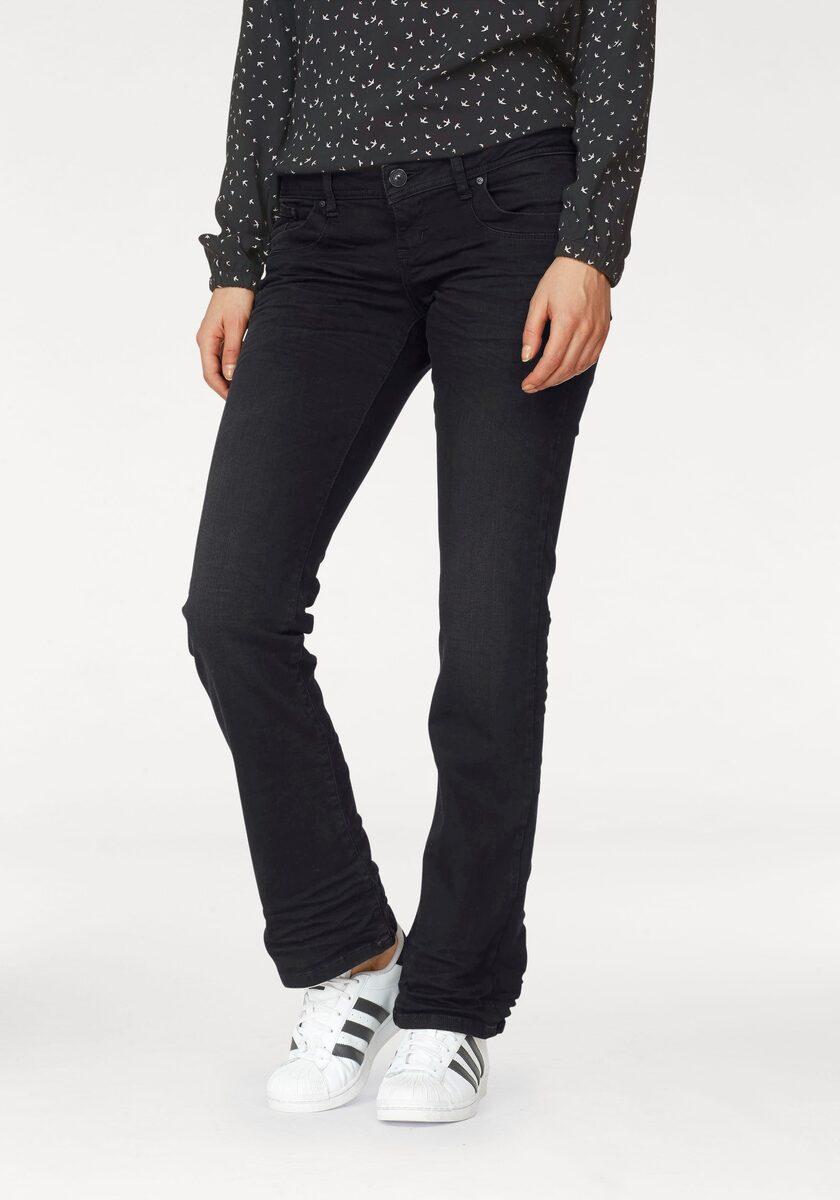 Bild 1 von LTB Bootcut-Jeans »VALERIE« mit Backpocket-Verzierungen