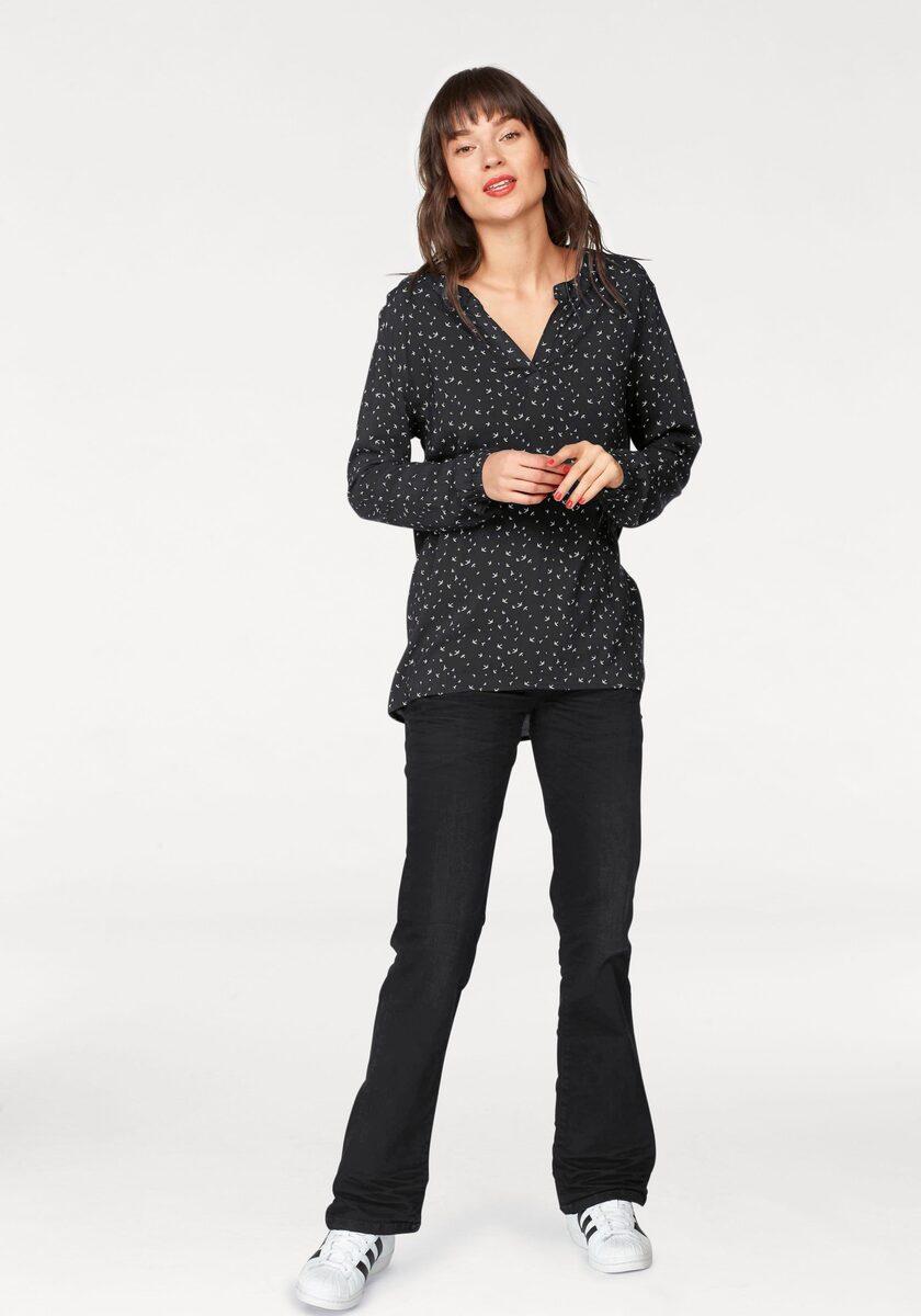 Bild 3 von LTB Bootcut-Jeans »VALERIE« mit Backpocket-Verzierungen