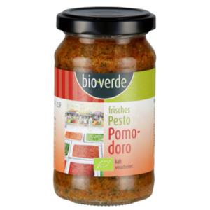 bio-verde Frisches Pesto oder Kräuter in Öl, verschiedene Sorten