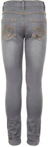 Creamie Stretch-Jeans in schmaler Form