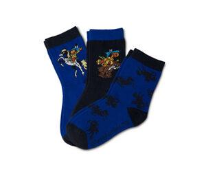 3 Paar Yakari-Socken
