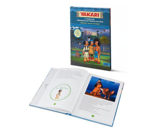Buch »Yakari – 5-Minuten-Freundschaftsgeschichten«