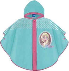 Frozen Regenponcho Gr. 98 - 104 cm (3-6 Jahre) Gr. 98/104 Mädchen Kleinkinder