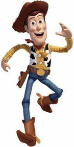 Wandsticker Disney Pixar Toy Story Woody
