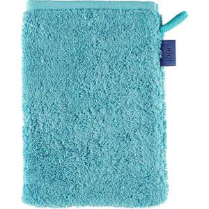 Joop! Waschhandschuh türkis , 1600 Joop! Classic Doubleface , Textil , Uni , 16x22 cm , Frottee , saugfähig, Aufhängeschlaufe, strapazierfähig, durchgefärbt , 003367211214