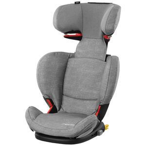 Maxi-Cosi Kinderautositz rodifix airprotect® , 8824712120 Rodifix Ap , Grau, Schwarz , Kunststoff , 54x77x51 cm , softmatt,Flachgewebe , abnehmbarer und waschbarer Bezug, höhenverstellbare Kopfstü