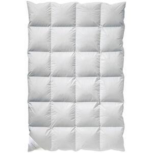 Billerbeck Kassettendecke 135/200 cm , Polarstern 80 Kassette Ii , Weiß , Textil , 135x200 cm , für Hausstauballergiker geeignet, weich und anschmiegsam , 003279032201