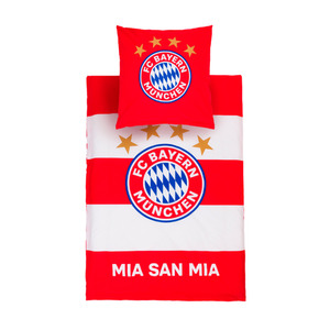 Bettwäsche Mia san Mia 135 x 200 cm
