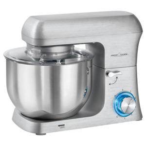Clatronic Proficook Küchenmaschine 6L PC-KM1188 alu