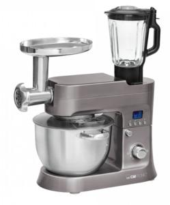 Clatronic Küchenmaschine 6,2L KM3674 titan
