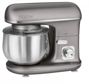 Clatronic Küchenmaschine 5L KM3712 titan