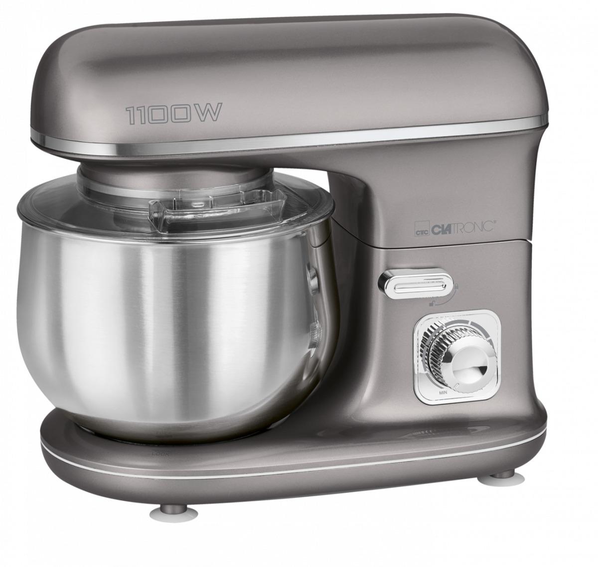 Bild 1 von Clatronic Küchenmaschine 5L KM3712 titan