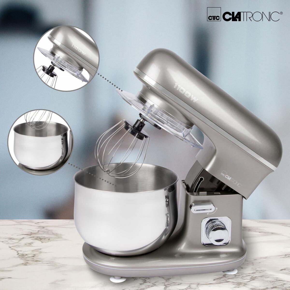 Bild 2 von Clatronic Küchenmaschine 5L KM3712 titan