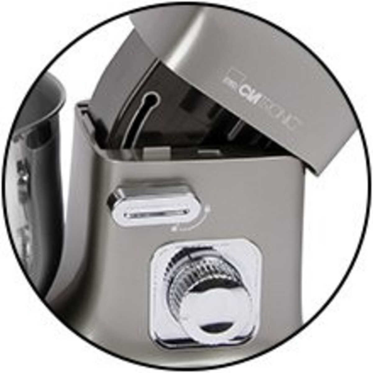 Bild 5 von Clatronic Küchenmaschine 5L KM3712 titan