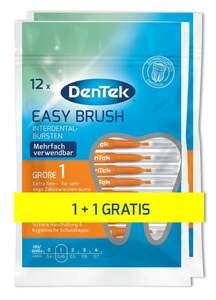 DenTek Easy Brush Interdental-Bürstchen Größe 1