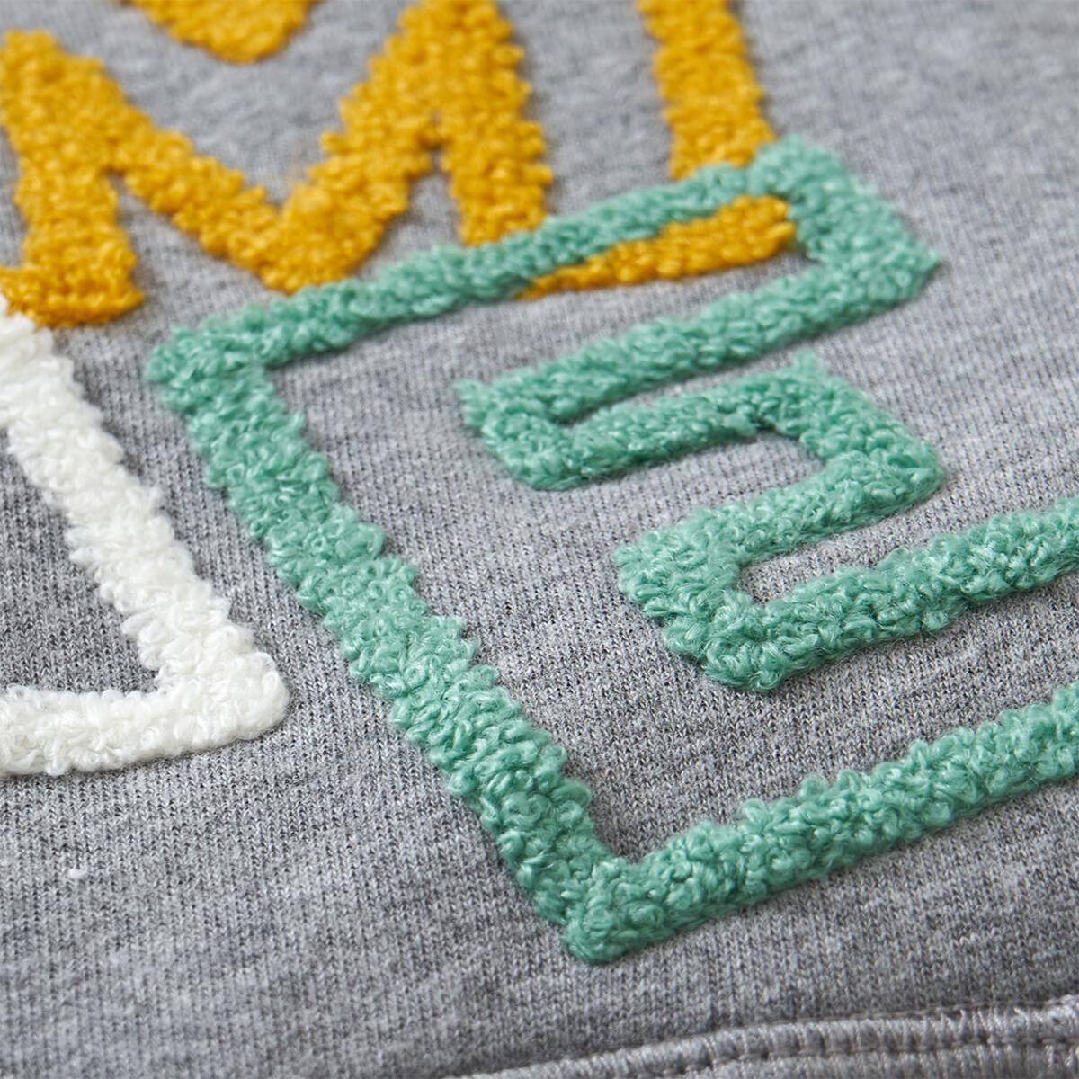 Bild 5 von Jungen Sweatshirt mit Schalkragen