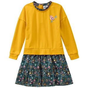 Mädchen Kleid im Lagen-Look