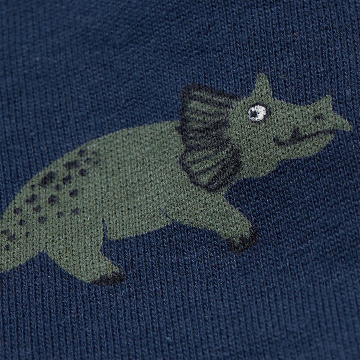 Bild 5 von Jungen Sweatshirt mit Dino-Allover