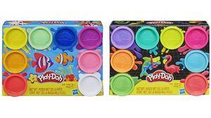 Hasbro - Play-Doh - 8er Pack, 1 Stück sortiert