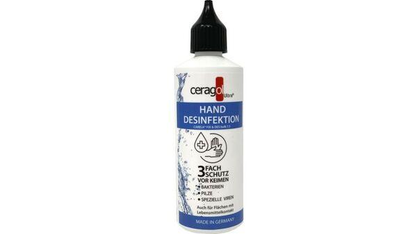 CERAGOL 3-fach Desinfektion, Hand & Fläche