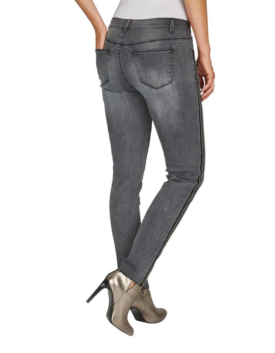 Bild 3 von Bexleys woman - Jeans mit Galonstreifen in Normal- und Kurzgrößen