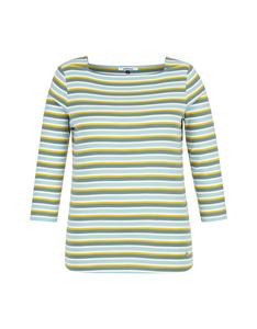Steilmann - Streifen-Shirt mit Karree-Ausschnitt
