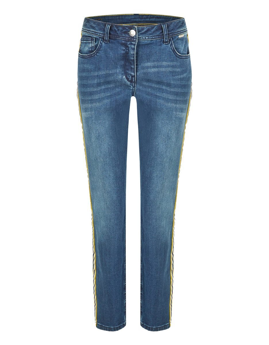 Bild 1 von Steilmann - Jeans mit Galonstreifen
