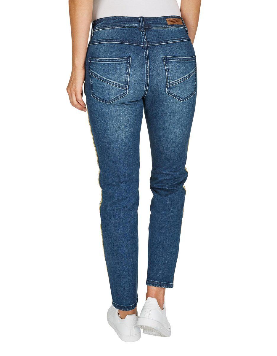 Bild 3 von Steilmann - Jeans mit Galonstreifen