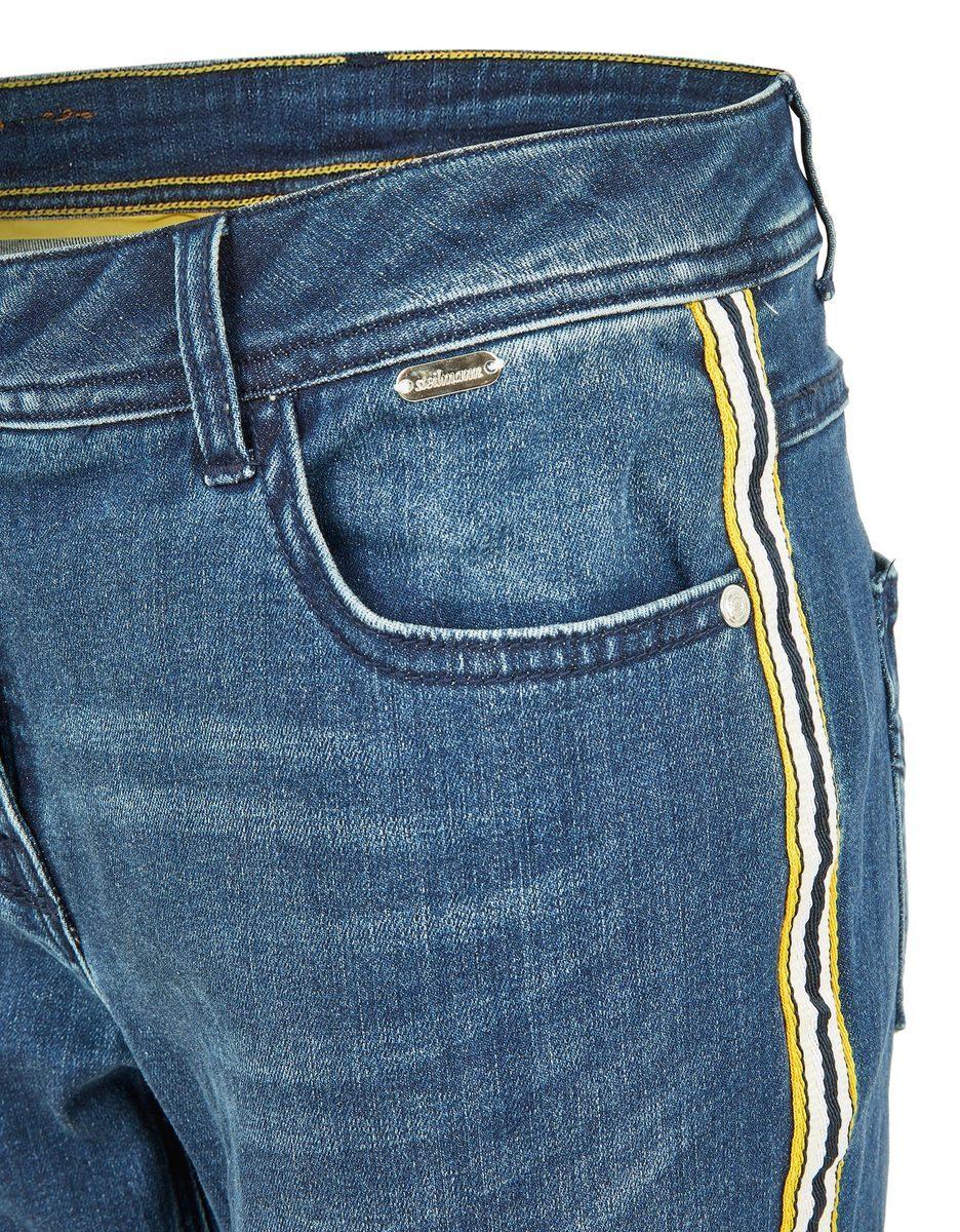 Bild 4 von Steilmann - Jeans mit Galonstreifen