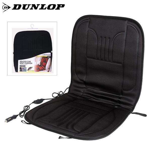 Dunlop Autositzheizung mit 2 Heizstufen