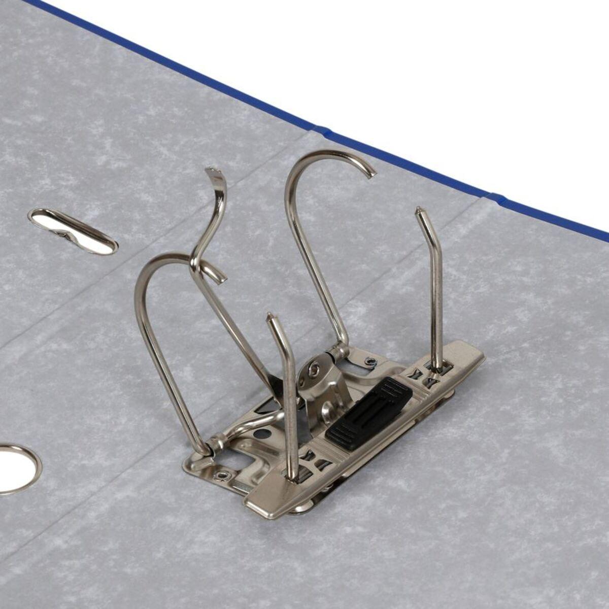 Bild 2 von Ordner A4 mit Rückenschildtasche Blau