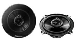 Pioneer 3-Weg Koaxiallautsprecher TS-G1333i, Nennbelastbarkeit 35 Watt, maximal 250 Watt, 130 mm Durchmesser, 2 Stück