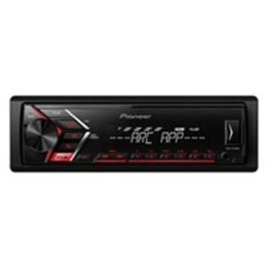 Pioneer MVH-S010UB Autoradio mit RDS, USB-/AUX-Eingang, unterstützt Android-Smartphones und FLAC-Dateien