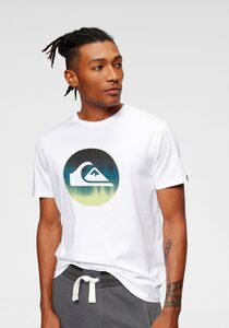 Quiksilver T-Shirt »BURNING RAGER FLAXTON PACK« (Packung, 2er-Pack)