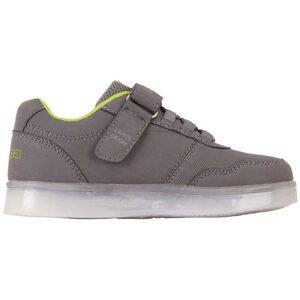 Kappa »RENDON KIDS« Sneaker mit farbigen Leuchtelementen in der Sohle
